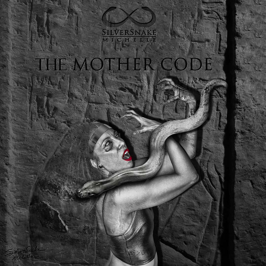 Silversnake Michelle The Mother Code album rock music snake goddess