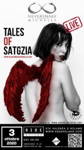 tales of satgzia silversnake michelle