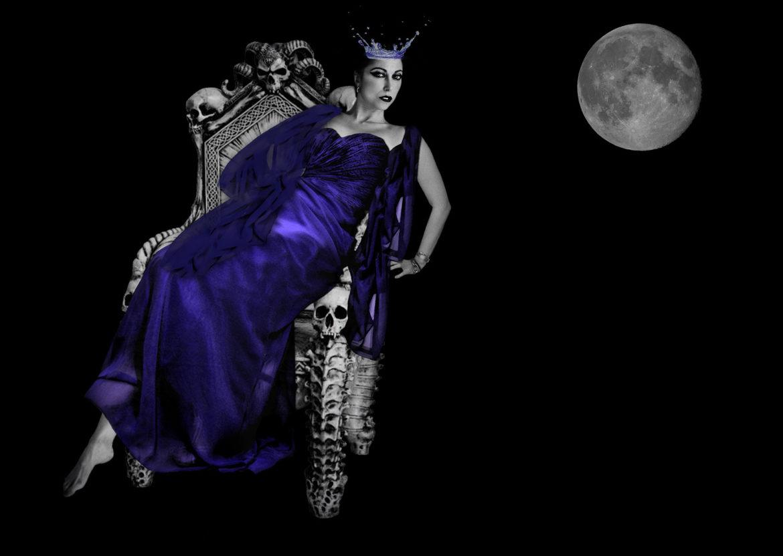 Silversnake Michelle Queendom Her Snakeness Satgzia