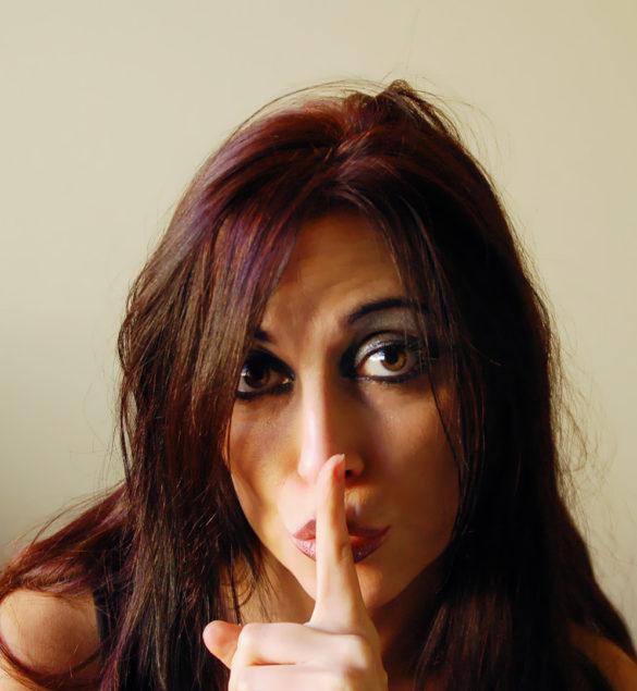 Silversnake Michelle Shut Up