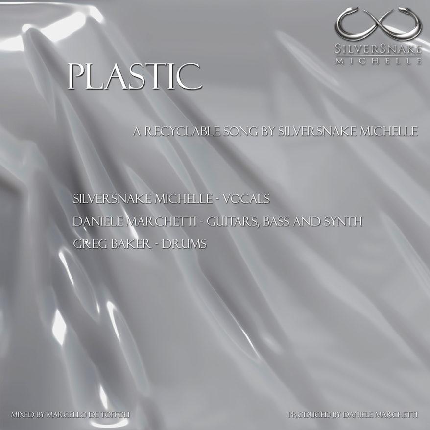 Silversnake Michelle Plastic Retro