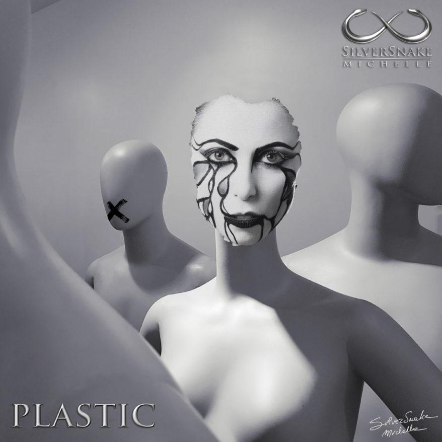 Silversnake Michelle Plastic