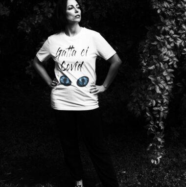 Silversnake Michelle Gatta Ci Covid