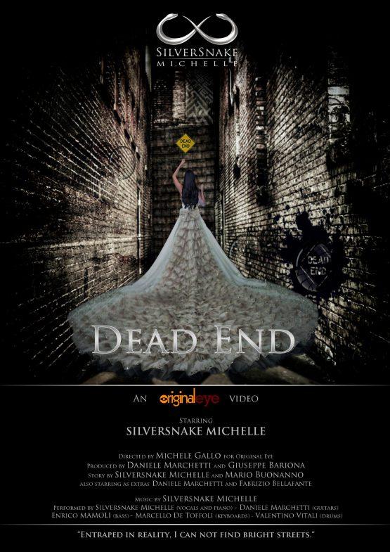 Silversnake Michelle videoclip Dead End